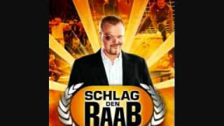 Schlag den Raab soundtrack