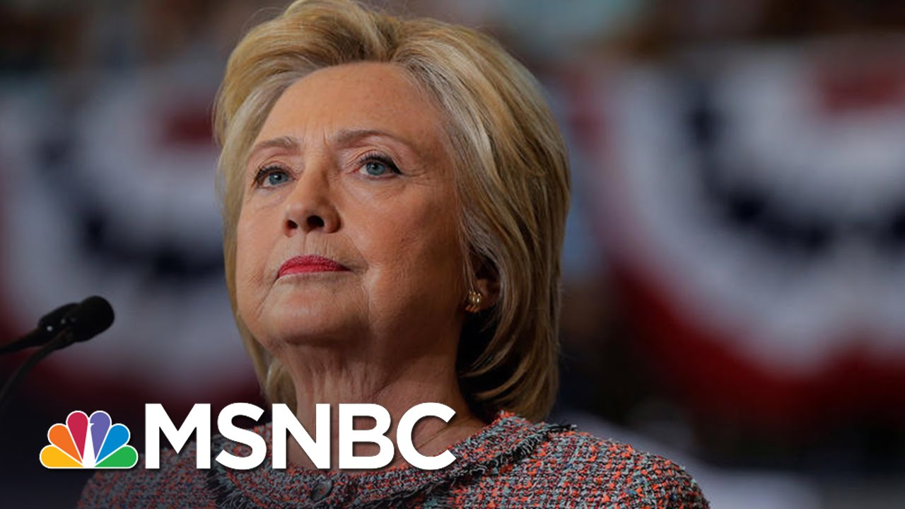 Hillary Clinton Not Over-Preparing, But Takes Debate Seriously | MSNBC thumbnail