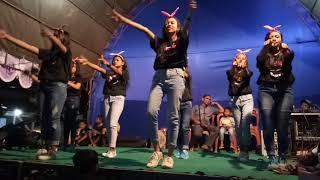 DANCE SIMPLE KOLABORASI DUA JARI & LAGI SYANTIK