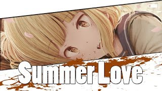 Nightcore `Summer Love   DEAMN (Lyrics)