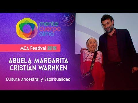 [MCA Festival 2019] Abuela Margarita y Cristián Warnken
