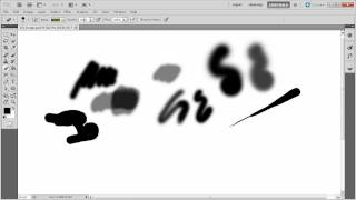 Free Beginner's Guide to Digital Painting in Photoshop CS5 Tutorial - basic tools for painting
