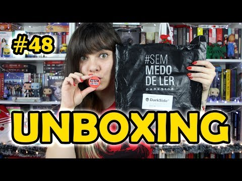 Unboxing DarkSide Books #48