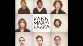 Kakkmaddafakka - Your girl.m4v