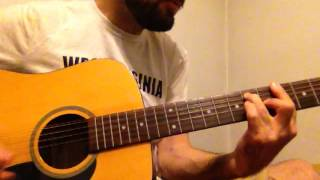 How to grow a Woman from the ground -Chris Thile cover 1