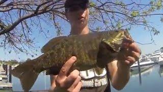 Chicago Smallmouth Bass Fishing