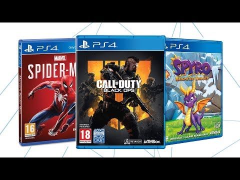 Top 10 - Mejores juegos PS4 del 2018