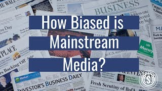 On the Street: How Biased is the Media?