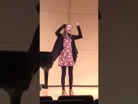 Maddie Smith Dec 2018 OCM Recital