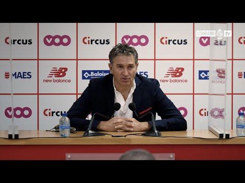Montanier débriefe Standard - Bala Town FC