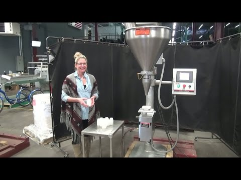 FILLERS - POWDER FILLING MACHINES