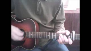 Crystal Chandeliers -  Solo Acoustic Guitar