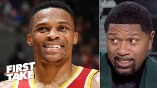 The Rockets can see eye-to-eye with the Lakers & the Clippers – Jalen Rose | First Take