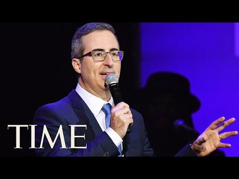 John Oliver Picks Fight With Coal Boss He Called 'A Geriatric Dr. Evil' On Last Week Tonight | TIME
