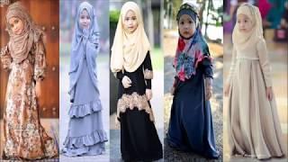 Aww! Cute Little Baby Girl Abaya|| Fashion Butterfly