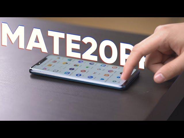 Видео Huawei Mate 20 Pro