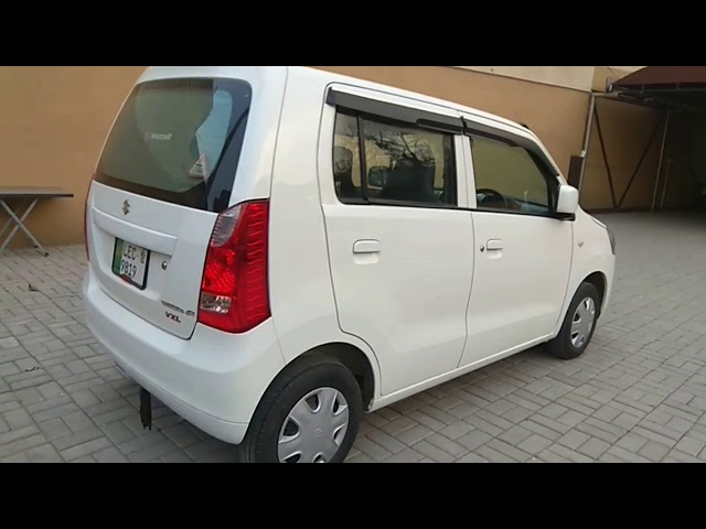 Suzuki Wagon R VXL 2018 for Sale in Lahore