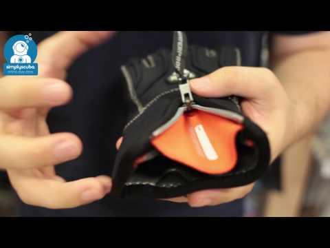 Waterproof G1 Glove 5mm – www.simplyscuba.com