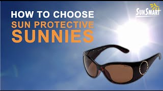 How to Choose Sun Protective Sunglasses