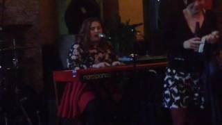 Annie Griffiths at Bar Loco 170427b