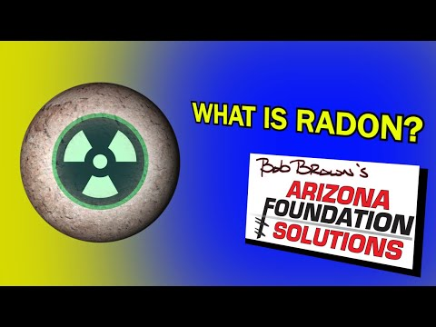 Foundation repair - Educational Series - Radon: How it affects you and your home