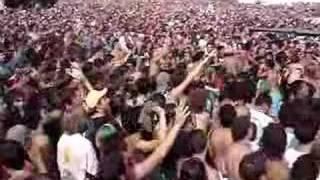 Pogo de Cielito Lindo - Divididos en Arenabeach 6/2/2008