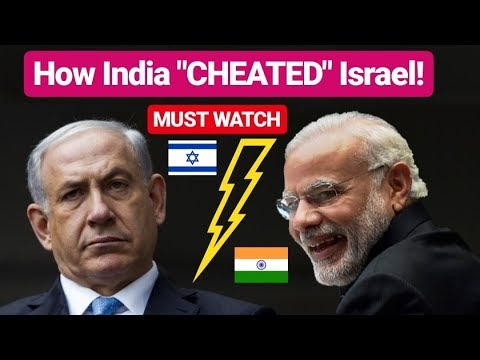 "🔴 How INDIA ""CHEATED"" ISRAEL!! MUST WATCH!! 🇮🇳 🇮🇱 INDIA ISRAEL Relations 2018 (DOCUMENTARY)"