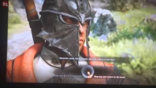 Dragon Age, Dragon Age: Inquisition — демонстрация геймплея (часть 1)