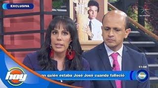 Marysol Sosa aclara de qué murió su padre, José José   Hoy