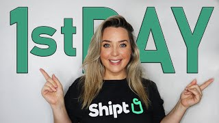 SHIPT SHOPPER 1st Day | How much I made