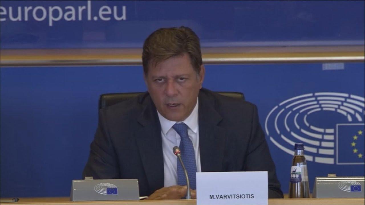 Ο Μ.Βαρβιτσιώτης, στην Επ. Εξωτερικών Υποθέσεων σχετικά με την τουρκική επ/τα στην Ανατ. Μεσόγειο