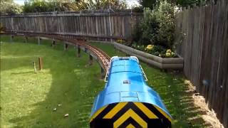 7 1/4 Inch Gauge Society AGM at Pecorama - hmong video