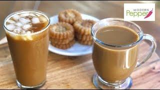AeroPress:  Best Single Cup Of Coffee Iced OR Hot W Korean Yak Gwa Cookies - Video #19