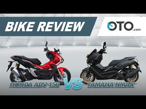 Honda ADV 150 vs Yamaha NMAX | Bike Review | Pilih Yang Mana? | OTO com