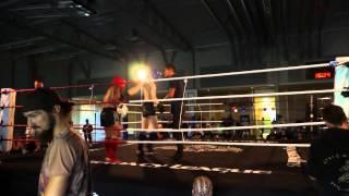 Supremacy Amateur League VII - Sompong Juie Krongchuen vs Jack Eriksson