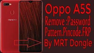 oppo a3s password unlock mrt - Kênh video giải trí dành cho thiếu