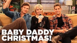 Baby Daddy Christmas Special 2013 Scoop!