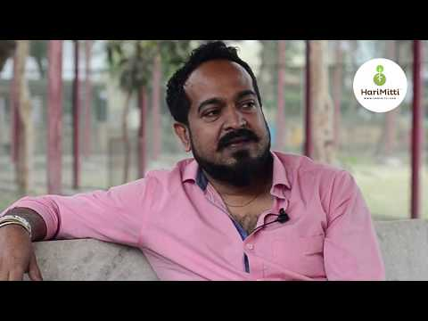 Testimonial from Som Banerjee on Urban Farming with HariMitti
