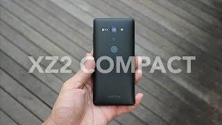 Sony Xperia XZ2 Compact Review: Pocket Rocket
