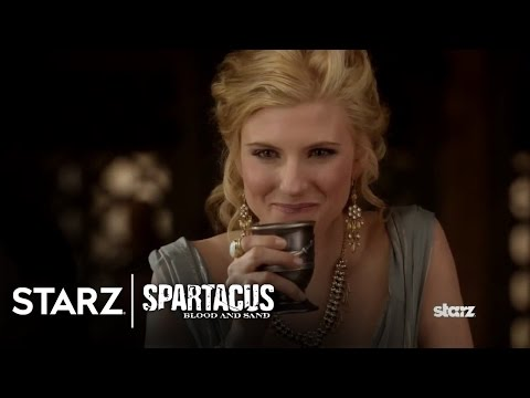 Spartacus: Blood and Sand | Episode 5 Clip: Prove Yourselves Worthy | STARZ