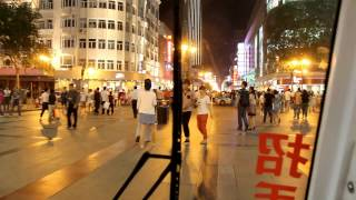 Video : China : Beautiful TianJin 天津 night views