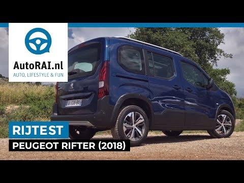 Peugeot Rifter heeft in elke hoek een opbergvak - AutoRAI TV