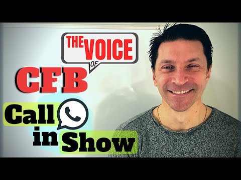 "IS THE COLLEGE FOOTBALL SEASON DOOMED? / ""The Voice of College Football Call-In Show"