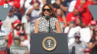 Melania Trump's Speech Backfires
