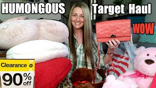 HUMONGOUS Target 90% Off Clearance Haul | $1,500 Worth For $150| PHENOMENAL Items/ Must See