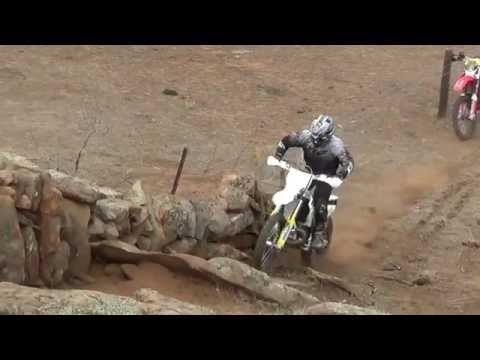 2015 TE 300 Husqvarna Adrian Harry Enduro First Ride