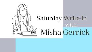 Saturday Write-In