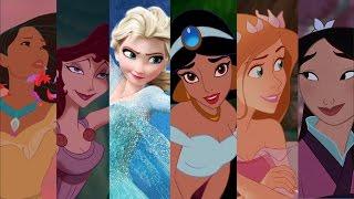 Los Saviñón feat. Las Princesas - Medley de Disney a Cappella - Video Youtube