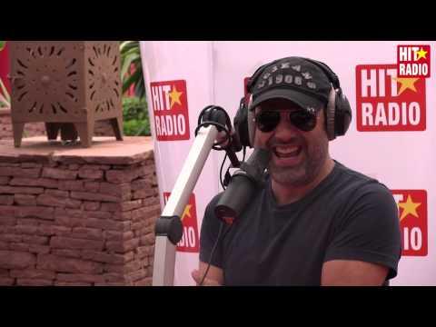 Rhany dans le Morning de Momo au Marrakech du Rire 2015 sur HIT RADIO