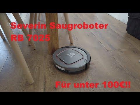 Severin RB 7025 Saugroboter | Erfahrungen nach 2 Wochen | Gutes Preis/Leistung's Verhältnis